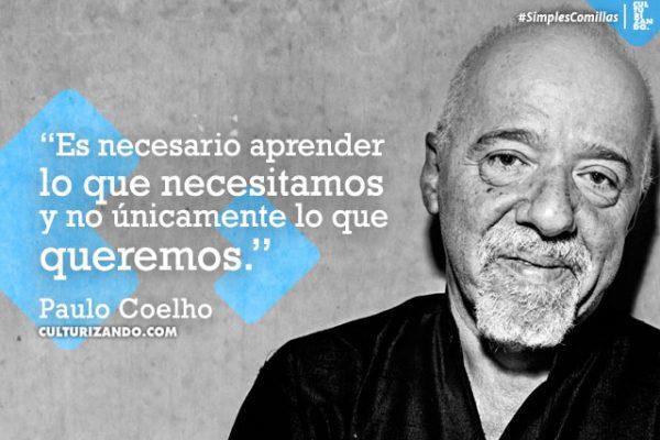 ¿Son estas las mejores frases de Paulo Coelho?