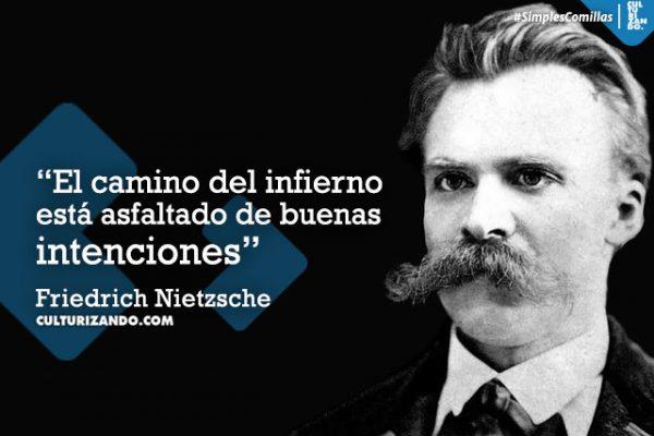 ¿Quién fue Friedrich Nietzsche? (+Frases)
