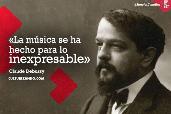 ¿Quién fue Claude Debussy? (+Frases)