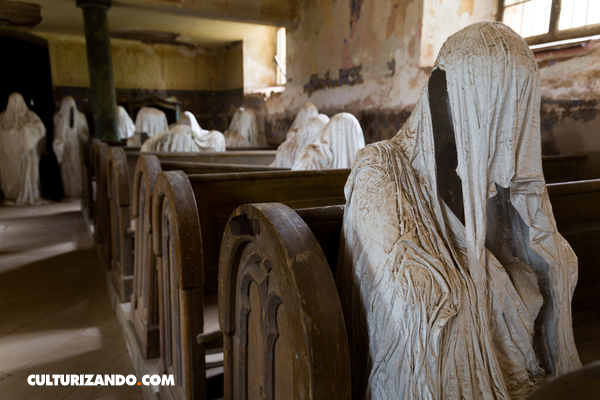 San Jorge, la iglesia de los nueve fantasmas