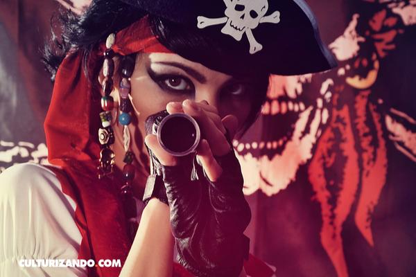 Las dos mujeres piratas más famosas de la historia