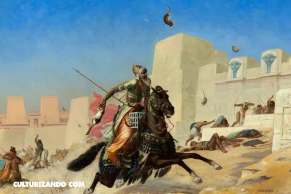 Pelusium, la peculiar batalla que los persas ganaron lanzando gatos
