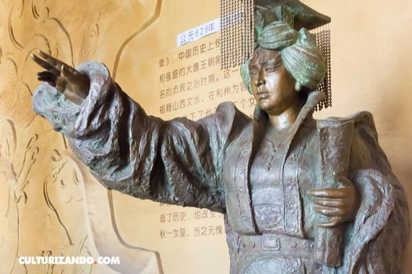 La fascinante historia de Wu Zetian (武则天): la Emperatriz del Dragón