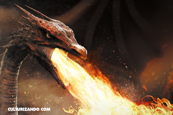 El origen de los dragones