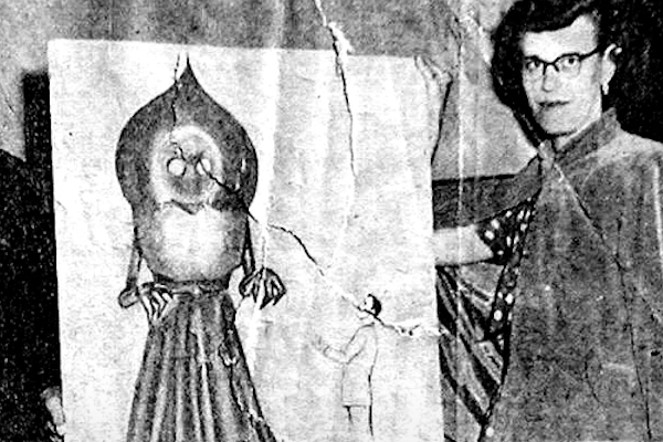 Grandes Misterios: El Monstruo de Flatwoods