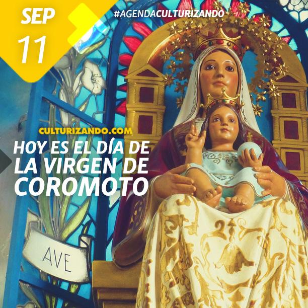 Día de la Virgen De Coromoto.