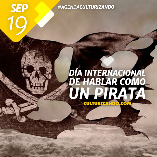 Día Internacional de Hablar como un Pirata