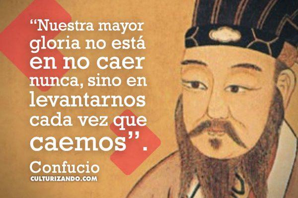 12 grandes frases de Confucio