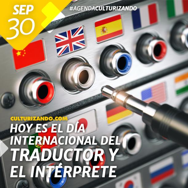 Día internacional del Traductor y el Intérprete