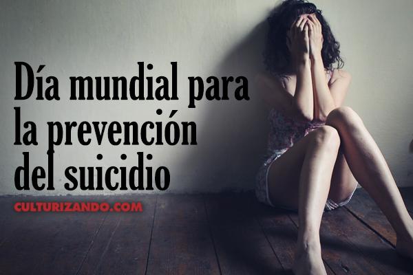 A propósito del Día Mundial para la Prevención del Suicidio