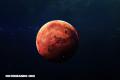 Científicos italianos descubren el primer lago de agua líquida en Marte