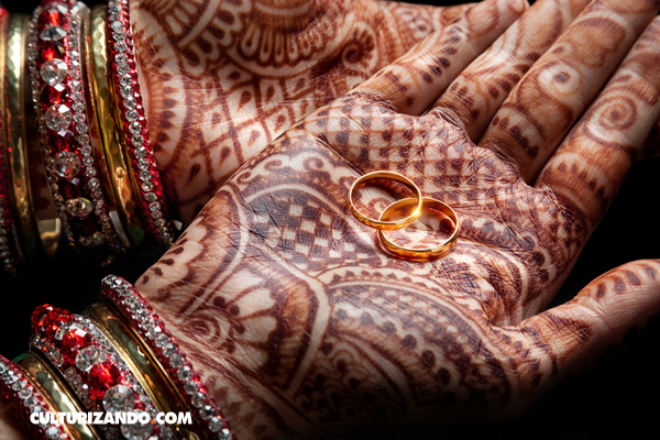 La boda hindú, una ceremonia de muchos rituales