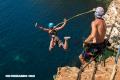 El sorprendente el origen del salto de bungee