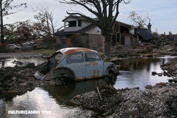 ¿Recuerdas cuándo ocurrieron estos desastres naturales?