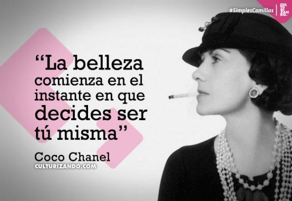 Las mejores frases de Coco Chanel