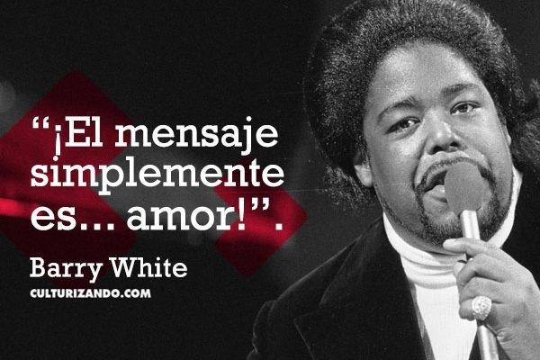 Nadie como Barry White (+Video)