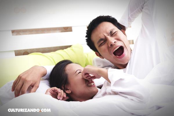 ¿Por qué tenemos tan mal aliento al despertar?