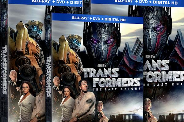 Transformers: The Last Knight llega en una espectacular presentación