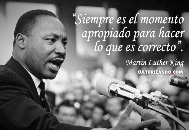 20171014 05 Frases Martin Luther King Culturizandocom