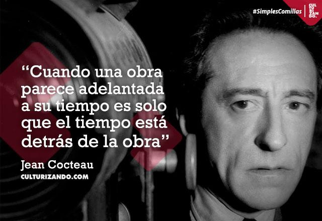 frases de Jean Cocteau