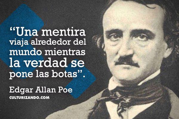 Edgar Allan Poe: oscuridad, genialidad y tormento (+Frases)