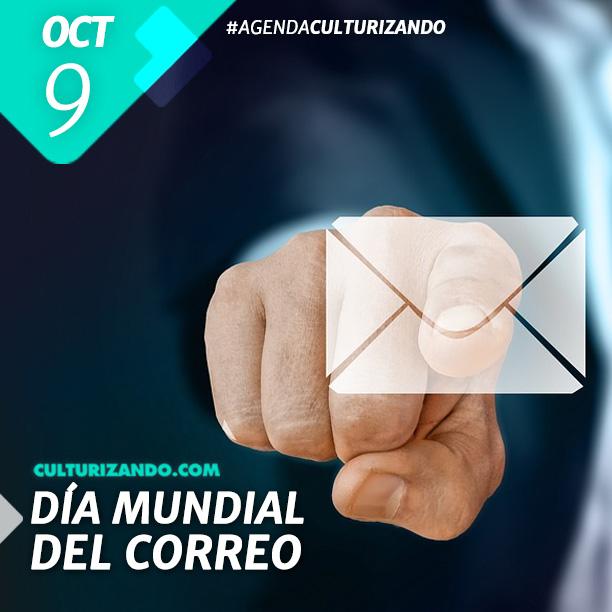 Día Mundial del correo,
