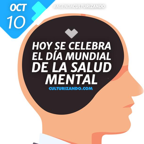 Día Mundial de la Salud Mental instaurado por la OMS