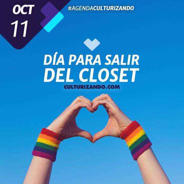 Día para salir del closet (Coming Out Day)