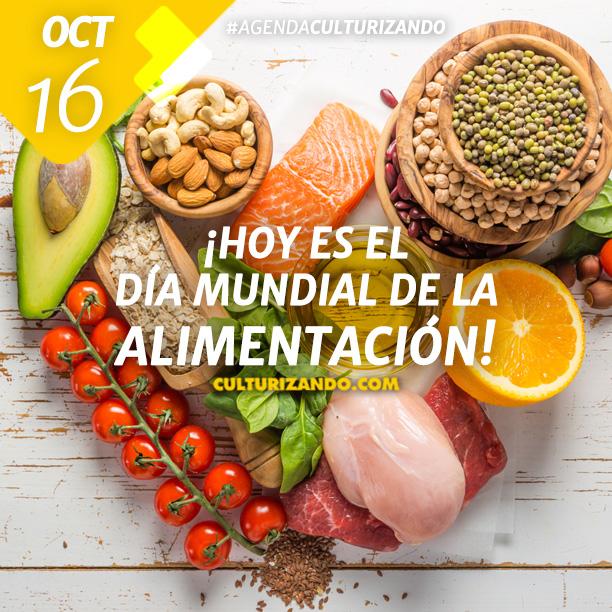 16 De Octubre En La Historia Un Dia Como Hoy Que Se Celebra