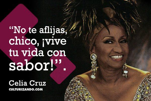 «¡La vida es una hermosura!» Recordando a la Guarachera Celia Cruz (+Video)