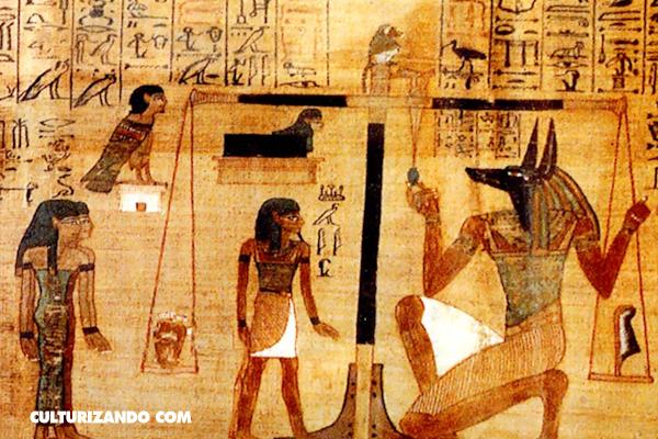 ¿Qué tanto pesa tu corazón? La extraña práctica egipcia que decidía si eras o no, merecedor del paraíso