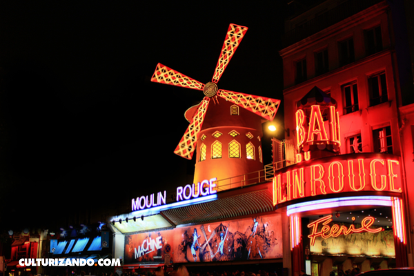 El Moulin Rouge en 10 datos