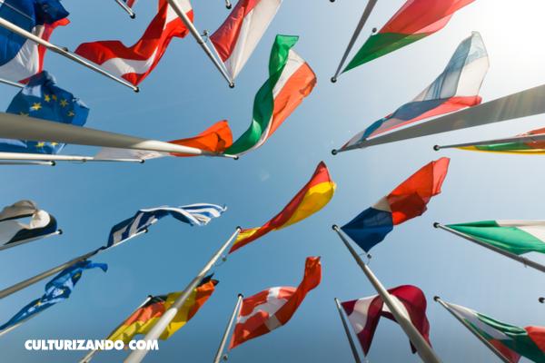 Trivia: ¡El reto de las banderas! Son tan parecidas que es casi imposible identificarlas