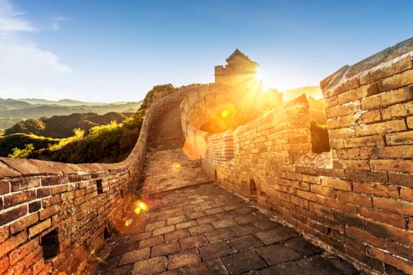 Interesantes datos sobre la Gran Muralla china