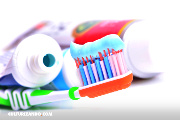 El curioso origen de la pasta dental