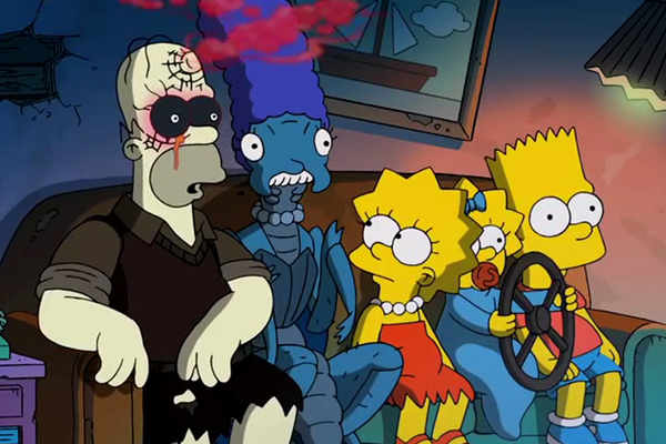 Los 10 mejores capítulos de Halloween de 'Los Simpson'