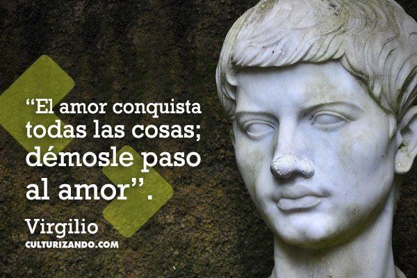 Cápsula Cultural: ¿Quién fue Virgilio? (+Frases)
