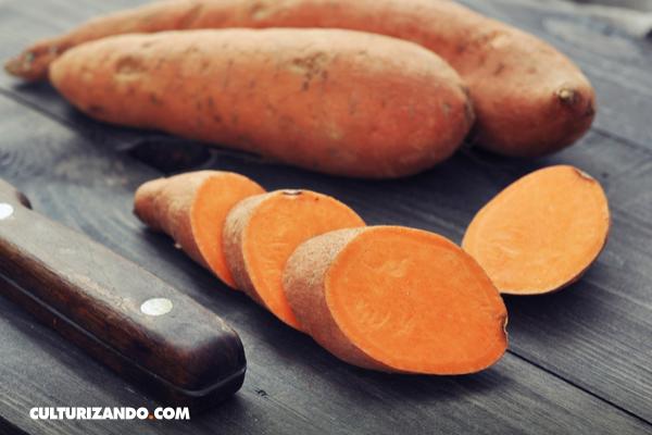 ¡Descubre estos maravillosos beneficios de la batata!