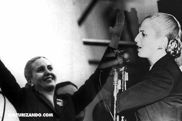 Eva Perón, la primera dama más famosa de Argentina