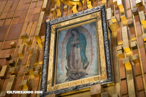 datos sobre la Virgen de Guadalupe
