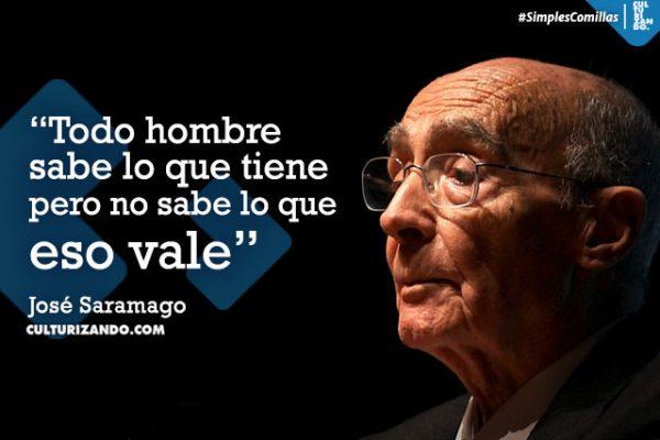Recordando al gran Saramago (+Frases)