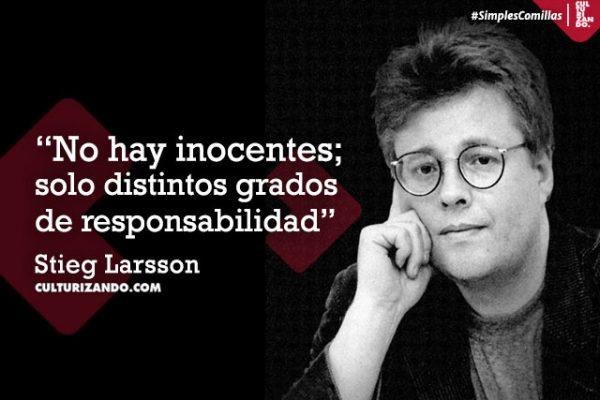Stieg Larsson, el hombre detrás de la saga Millenium