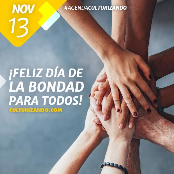 Día mundial de la bondad