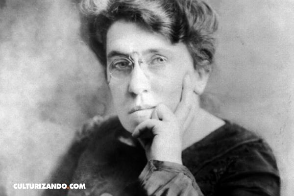 Emma Goldman, la mujer «más peligrosa» de América: feminista, anarquista y defensora de la comunidad LGBT