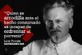 León Trotsky en 10 frases