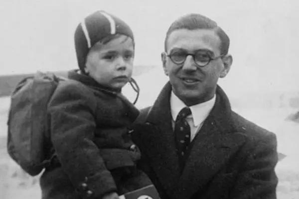 Nicholas Winton: El hombre que rescató 669 niños judíos de los nazis