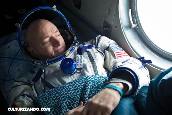 La increíble mutación genética de un astronauta luego de pasar un año en el espacio