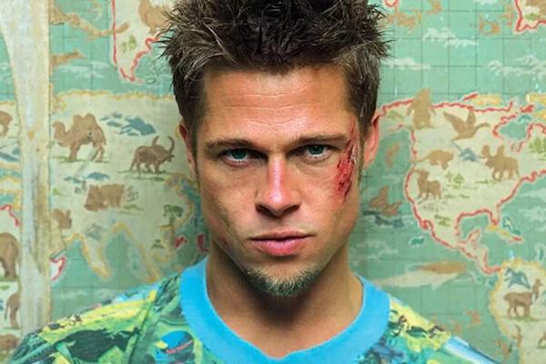 5 personajes icónicos de Brad Pitt
