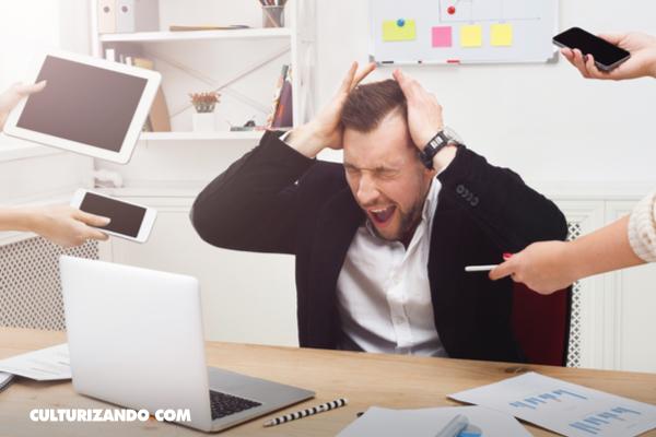 Test: ¿Sabes cuál es tu nivel de estrés?