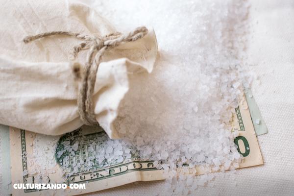 El salario y su curiosa relación con la sal